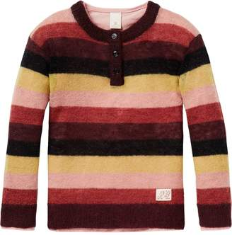 Scotch & Soda Layered Sweater