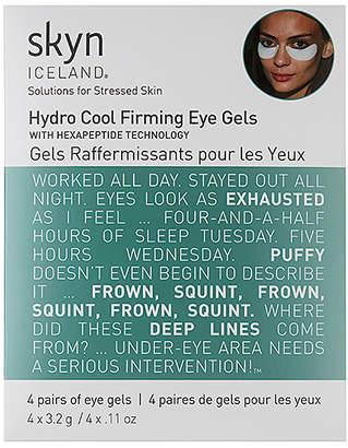 Skyn Iceland Hydro Cool Firming Eye Gels 4 Pack.