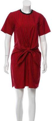 3.1 Phillip Lim Tie Front Midi Dress