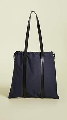 Building Block Drawstring Tote