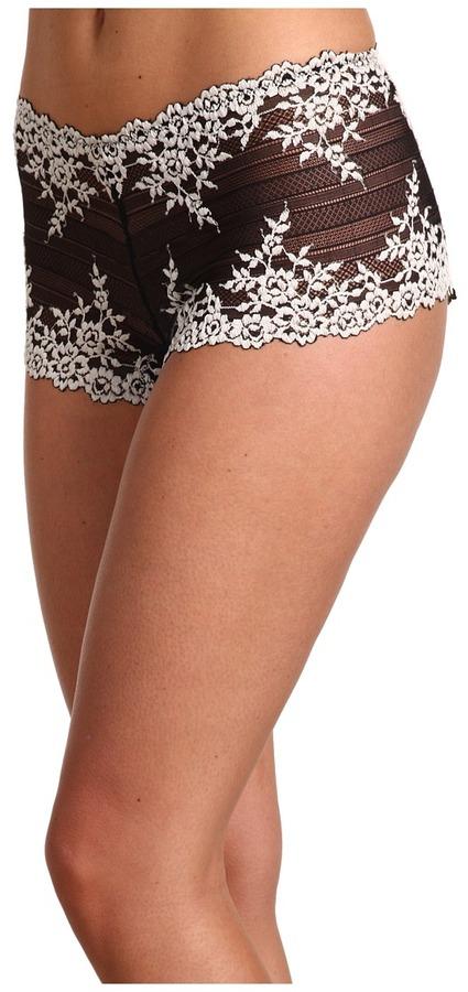 Wacoal Embrace Lace Boyshort Women's Underwear
