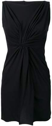 Rick Owens Lilies gathered detail top