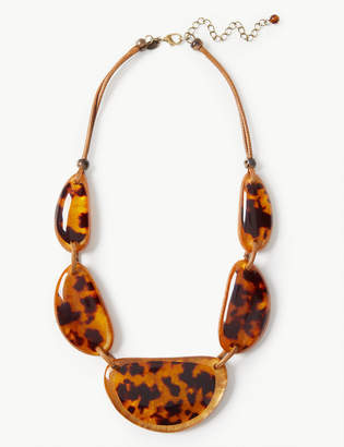 Marks and Spencer Pebble Collar Necklace