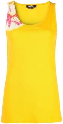 Calvin Klein tie-dye tank top