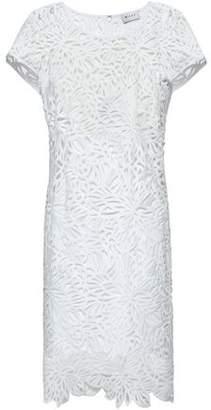 Milly Chloe Guipure Lace Mini Dress
