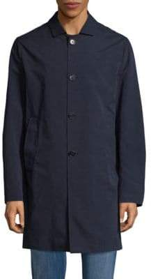 Buttoned Long Coat