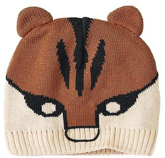 Kids Who's That Cotton Beanie $25 thestylecure.com