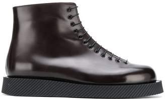 Jil Sander high ankle boots