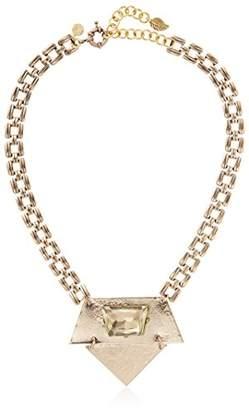 David Aubrey Hadrien Chain Pendant Necklace
