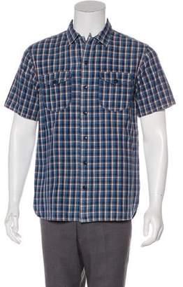 Ralph Lauren RRL & Co. Woven Button-Up Shirt