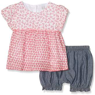 Absorba Baby Girl's Outfit Clothing Set,(Manufacturer Size:3M)