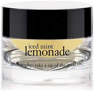 philosophy Iced Mint Lemonade Lip Polishing Sugar Scrub