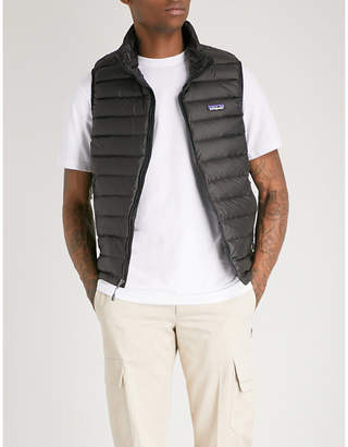Patagonia Padded shell-down gilet
