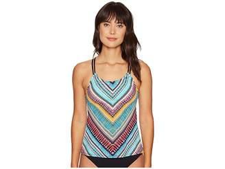 Jantzen Rio Breeze H-Back Tankini Women's Swimwear