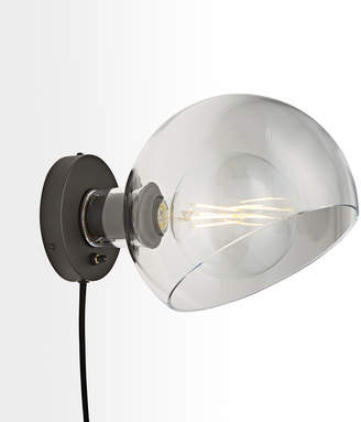 Rejuvenation Edendale Angled Plug-In Wall Sconce