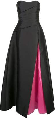 Carolina Herrera off-shoulder midi dress