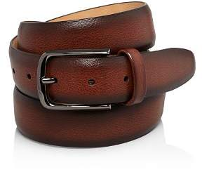 Bloomingdale's The Men's Store at Park Ave Leather Belt - 100% Exclusive