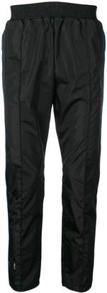 Unravel Project mid rise track trousers