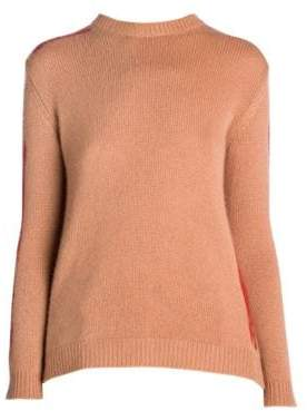 Marni Cashmere Painted Open Back Cashmere Sweater
