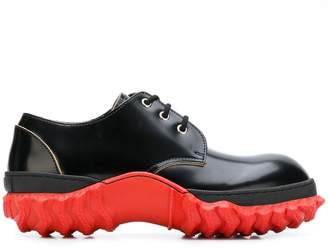 Marni tank-sole derby shoes