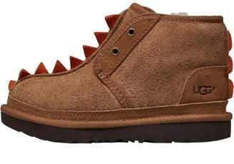 UGG Toddler Boys Dydo Neumel II Boots Chestnut/Orange
