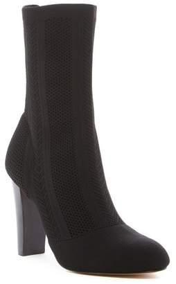 Charles David Sofia Stretchy Herringbone Boot