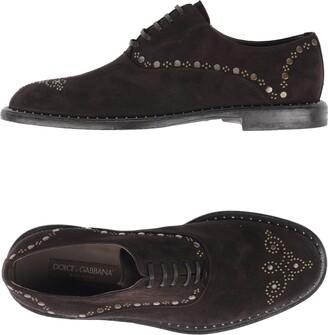 Dolce & Gabbana Lace-up shoes - Item 11158421UA