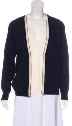 Malo Cashmere Knit Cardigan Set