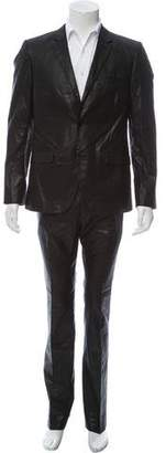 Calvin Klein Collection Two-Piece Suit