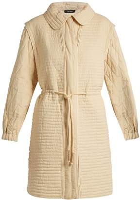 Isabel Marant Boyd quilted parka