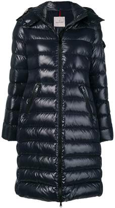 Moncler midi padded coat
