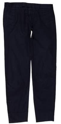 Christian Dior Woven Flat Front Pants
