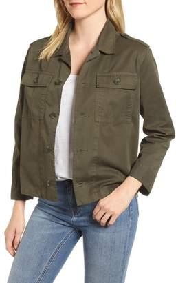 Velvet by Graham & Spencer Workwear Cotton Jacket