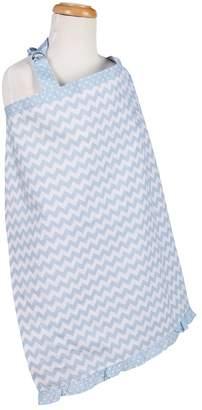Trend Lab Chevron Nursing Cover