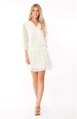 Hale Bob Honey Crochet Dress