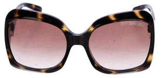 Jimmy Choo Square Tinted Lenses