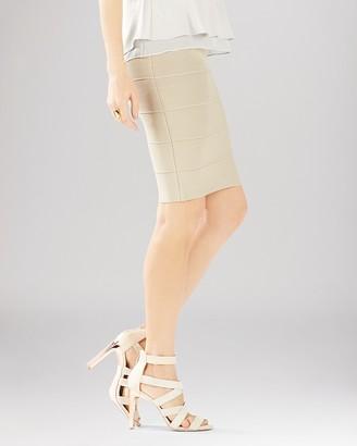BCBGMAXAZRIA Skirt - Alexa Sweater $148 thestylecure.com