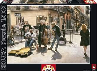 Educa Borras Puzzle Streets of New Orleans (1500 Pieces)