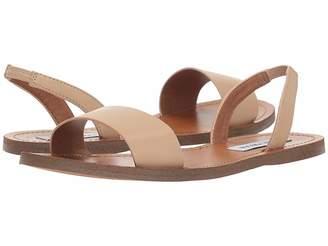Steve Madden ALINA - Slingback Flat Sandal Women's Sandals