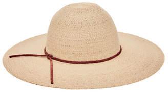 San Diego Hat Company Palm Straw Sunbrim Hat