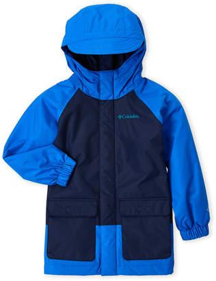 Columbia Boys 4-7) Keep on Trekkin Hooded Jacket