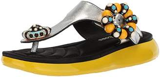 Marc Jacobs Women's Mabel Embellished Flat Sandal