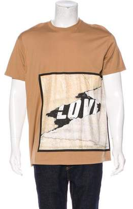 Givenchy Love Graphic T-Shirt