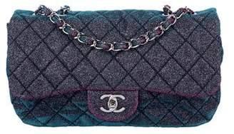 Chanel Iridescent Sparkle & Glitter Flap Bag