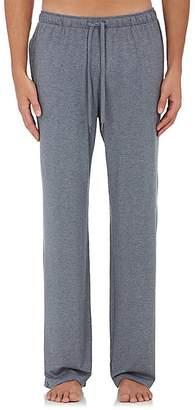 Derek Rose Men's Jersey Pants - Charcoal