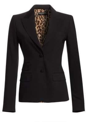 Dolce & Gabbana Turlington Stretch Blazer