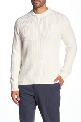 Calvin Klein Cotton-Cashmere blend Fisherman Sweater