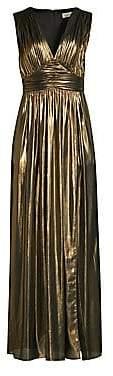 Rachel Zoe Women's Nicole Metallic Gown