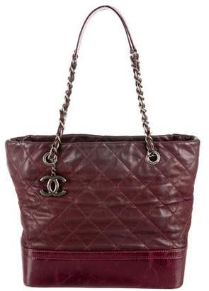 Chanel Collapsible Tote