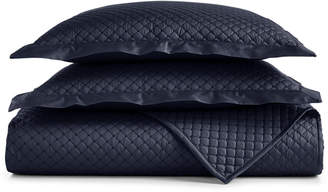 Charter Club Damask Cotton 2-Pc Quilted Twin Coverlet, Created for Macy's Bedding